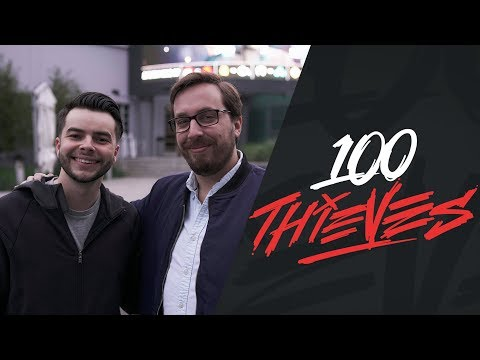Nadeshot CELEBRATES 100 Thieves first place, his plea for 100T MVP, love for his players