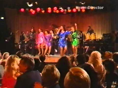 Sister Sledge - We are family (live at the Roxy '84) part 8