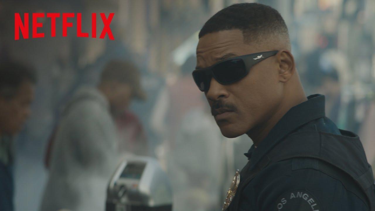 Bright – Teaser – Kommer i december. Bara på Netflix.