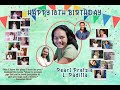 - Video Greetings and Birthday Wishes for Pearl