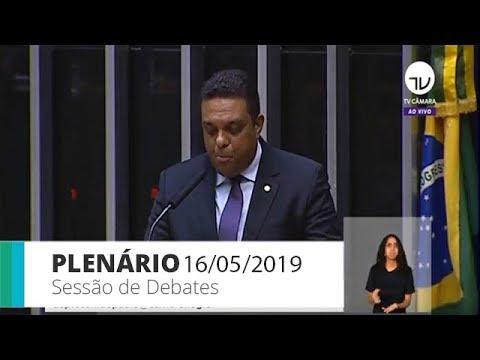Plenário - Sessão de Debates - 16/05/2019 - 14:00