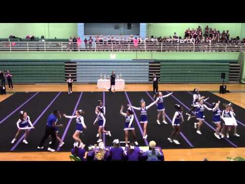 2015 Pitt County Middle School Cheerleading Comp