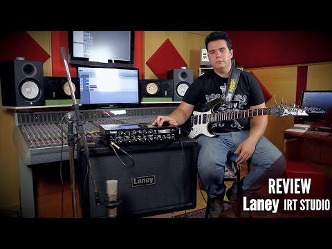 Laney IRT STUDIO Review - by Bruno Palma (English Subs)