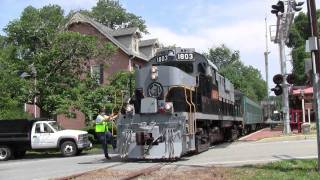 West Chester Railroad: ALCO Action in Chester County