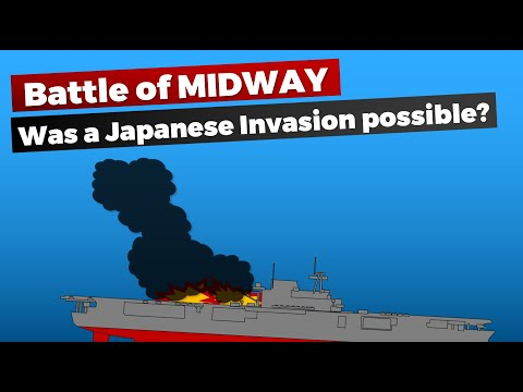 Midway: Was a Japanese Invasion Possible?