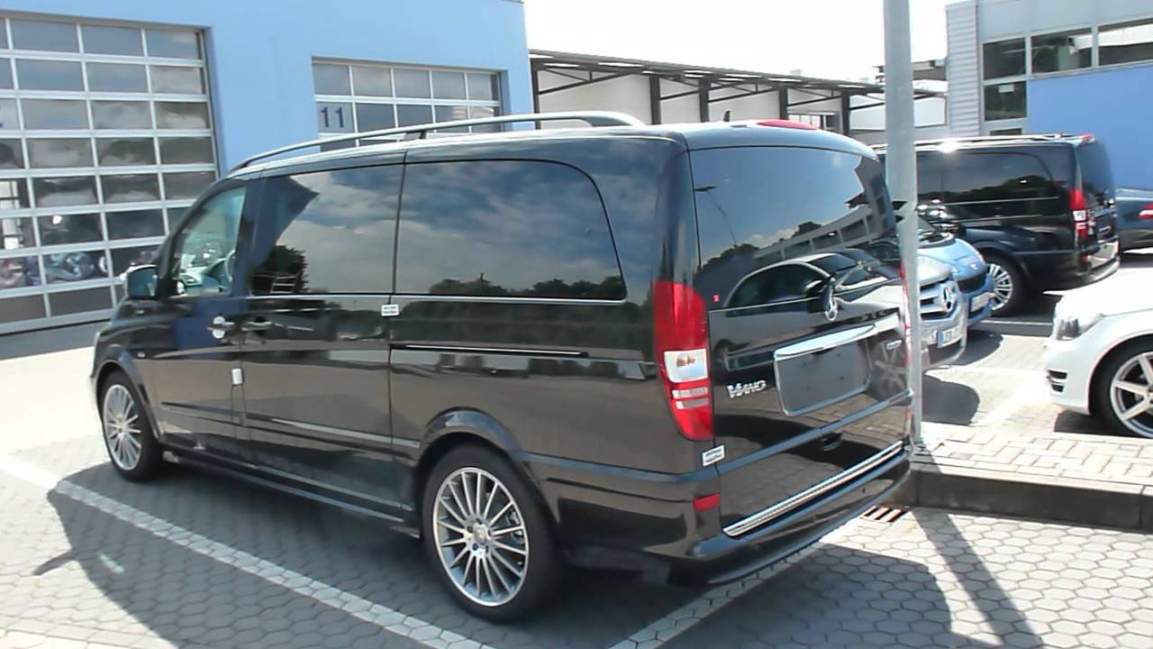 mercedes viano 3 0 v6 cdi 204 hp 198 km h 123 mph 2012 see also playlist youtube. Black Bedroom Furniture Sets. Home Design Ideas