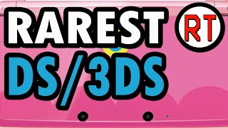 The Rarest DS & 3DS Systems