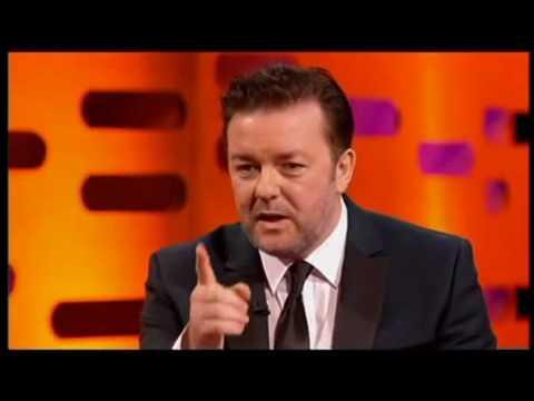 Ricky Gervais on
