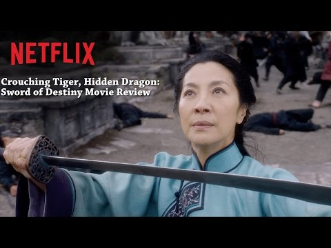 Crouching Tiger, Hidden Dragon: Sword of Destiny Movie Review