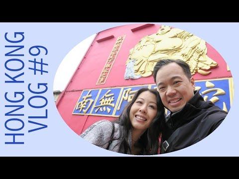 Ten Thousand Buddhas and Hong Kong Heritage Museum - HK Vlog #9