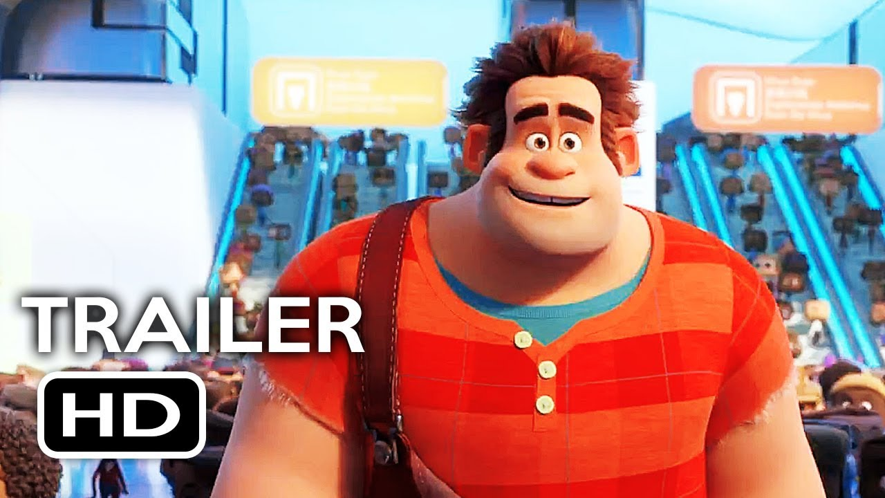Wreck-It Ralph 2 Official Trailer #1 (2018) Ralph Breaks ...