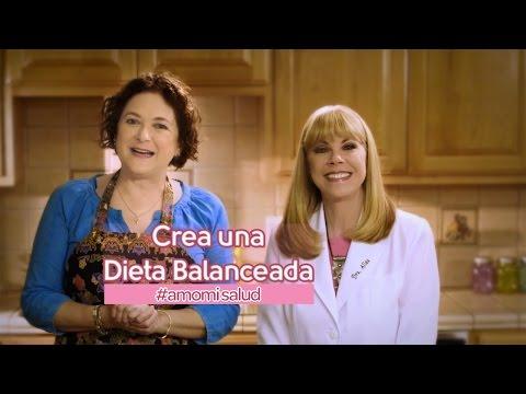 Dieta balanceada - Diabetes tipo II