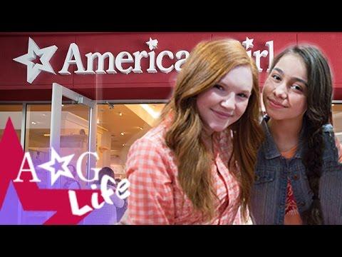 American Girl Store Nashville! | AG Life | Episode 73
