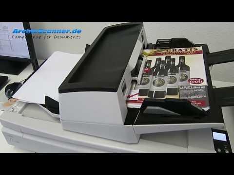 Fujitsu Scanner fi-7700 Test und Vergleich zum fi-6770
