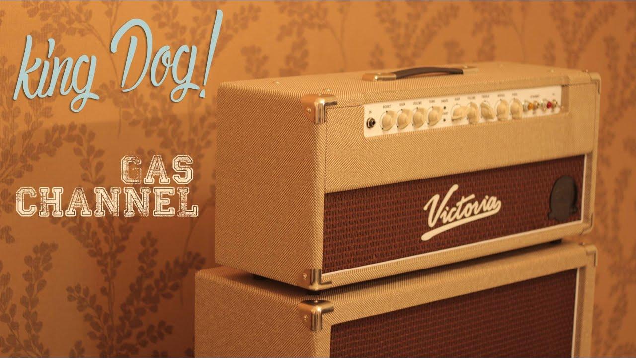 VICTORIA AMPLIFIER - King Dog - Guitar Tube Amp