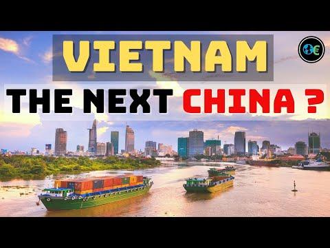 Vietnam Economy- The Next China?