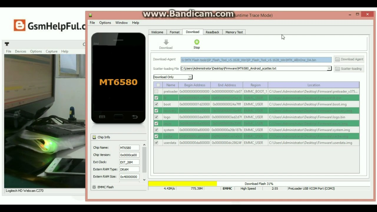 How to Flash Micromax Q386 Flash file or Flash tool Fix Software Issue