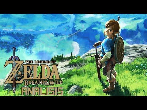 Análisis: The Legend of Zelda: Breath of the Wild   Slugger Maxman