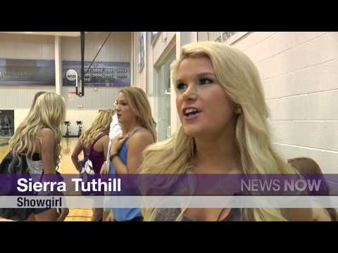 TCU Showgirls Tryouts 2015