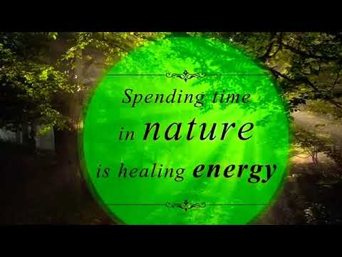 healing nature inspiration connection nature