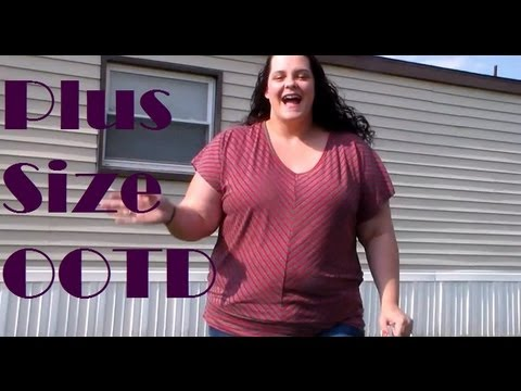 Plus Size Outfit of the Day