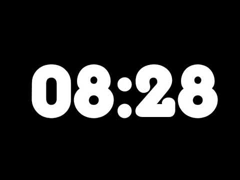Alarmed 16 minute timer countdown