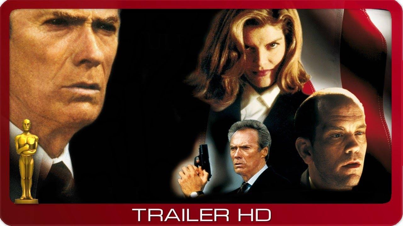 In the Line of Fire - Die zweite Chance ≣ 1993 ≣ Trailer
