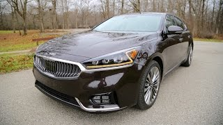 Why We Actually LIKED The 2017 Kia Cadenza!