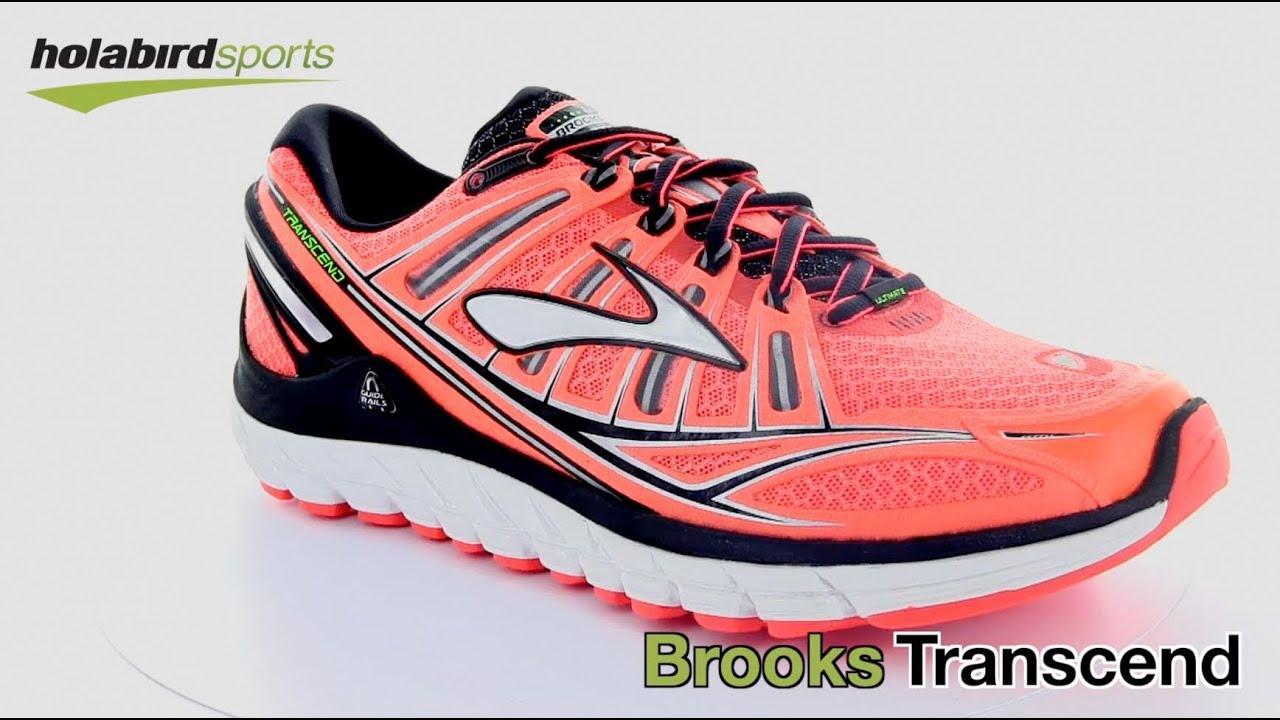 Running Shoe Preview: Brooks Transcend