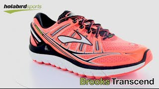 Running Shoe Preview: Brooks Transcend