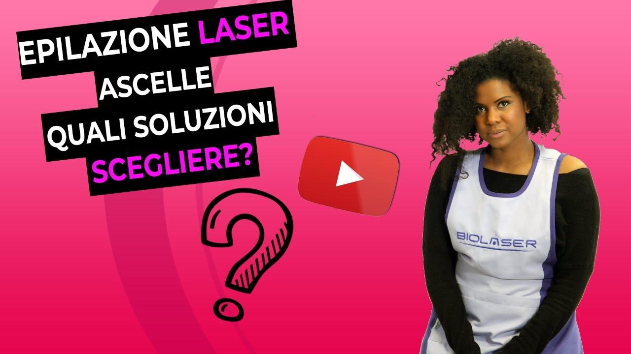 Epilazione Laser e ascelle, quali soluzioni scegliere per un epilazione definitiva?