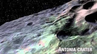 Dawn Prepares for Trek Toward Dwarf Planet - Vesta, Ceres