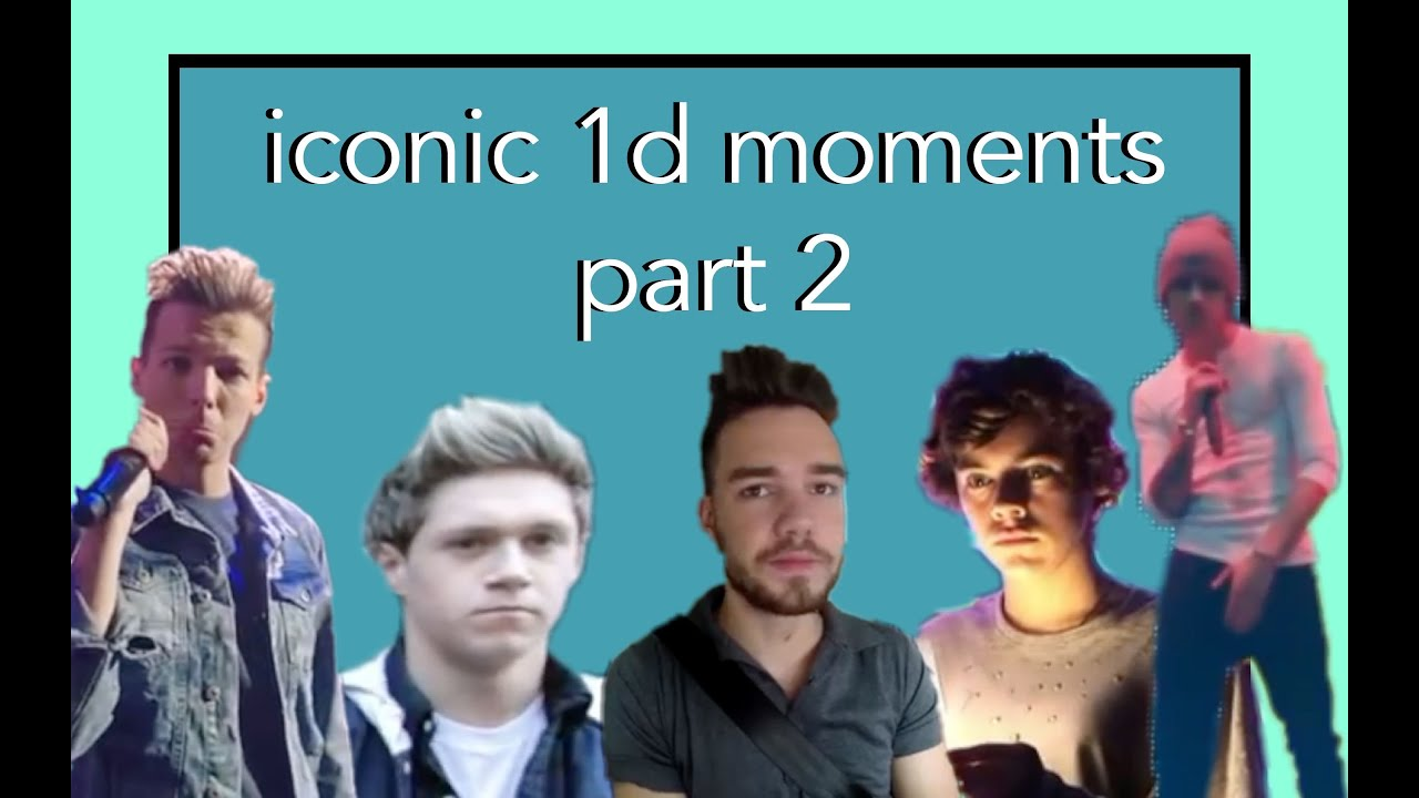 Download Iconic and Funny One Direction Moments part 2