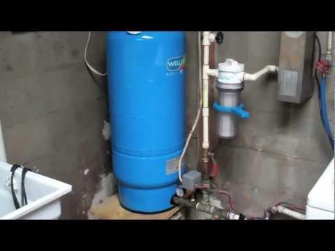 Amtrol WX-202 Well-X-Trol Tank Problems - YouTube