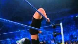 Big Show 3 KO Punches (WMD) to Ricardo Rodriguez,Alberto Del Rio & Mark Henry Smackdown 10/21/2011