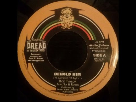 Rod Taylor  Behold Him  Mickey Dread & King Tubby  Parrot Jungle