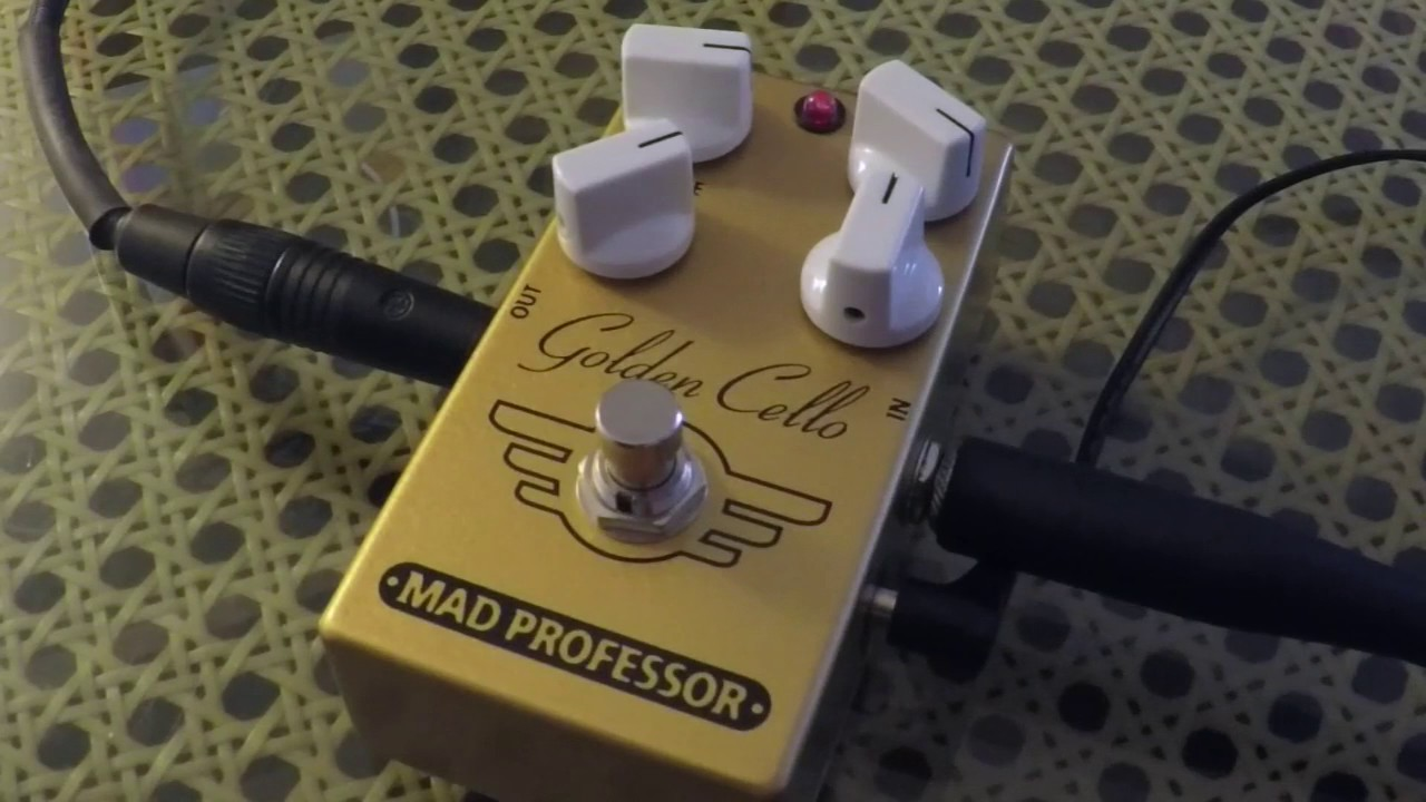 Mad Professor Golden Cello : test mad professor golden cello parte 2 youtube ~ Hamham.info Haus und Dekorationen