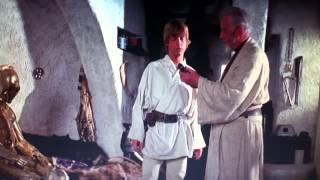 Luke meets Obi Wan Kenobi