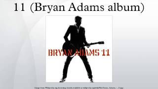 11 (Bryan Adams album)
