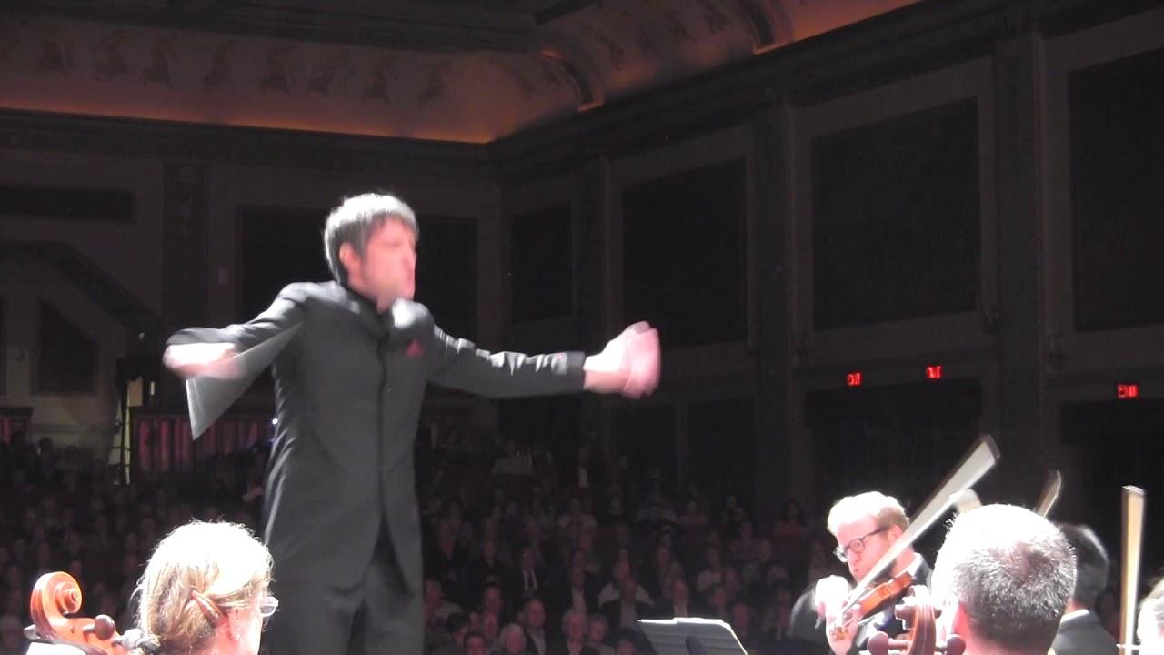 Yaniv Dinur, Conductor