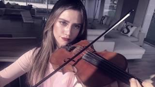 DÉJALA QUE VUELVA - PISO 21 feat. MANUEL TURIZO - ARCANO COVER VIOLIN ERIKA DEL REAL