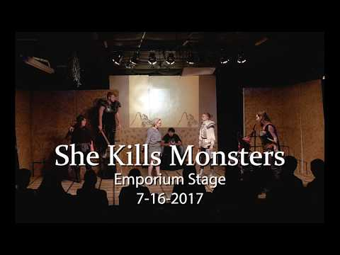 She Kills Monsters - Emporium Stage