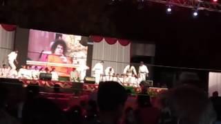 Sri Sathya Sai Vidhya Vihar Annual Day Celebration Karate