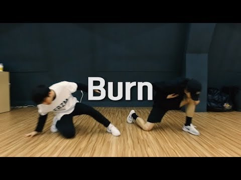 Burn - Billie Eilish, Vince Staples | 5ssang Choreography