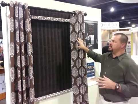 Trends in Draperies & Window Treatments from IWCE 2014 Day 3