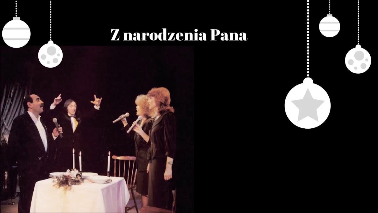 Alicja Majewska Halina Frąckowiak Andrzej Zaucha Z Narodzenia Pana Official Audio