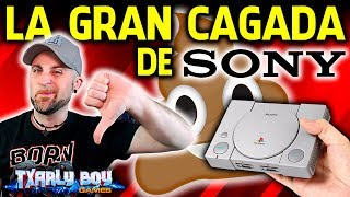 LA GRAN CAGADA DE SONY!! PLAYSTATION CLASSIC MINI | TXARLY BOY GAMES