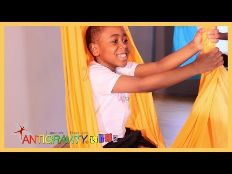AntiGravity® Aerial Yoga for Kids