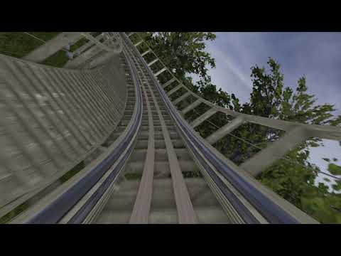[Nolimits 2] Danu - GCI Wooden Roller Coaster