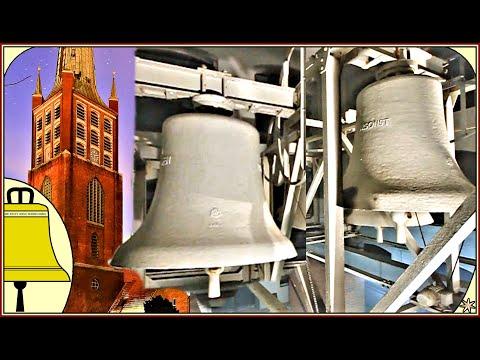 Emden Ostfriesland: Glocken der Reformierte Große oder Schweizerkirche (Plenum)